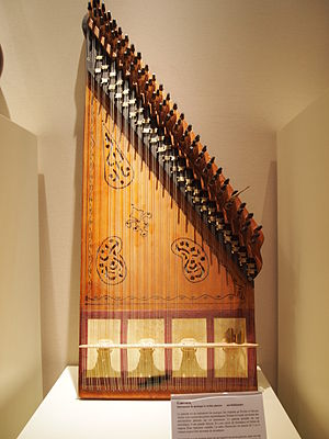 Kanun, Eastern string instrument