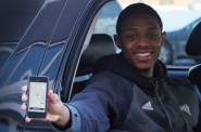 Brandon Knight who was rider zero in Milwaukee.