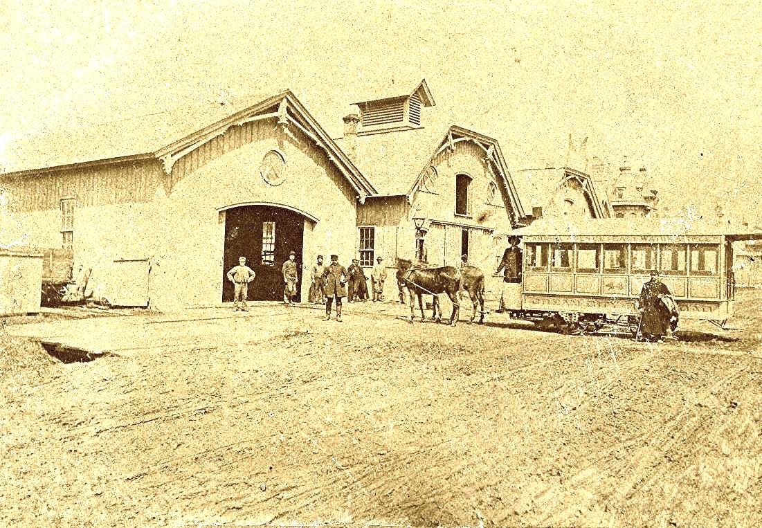 Cream City Railroad. Photo courtesy of Jeff Beutner.