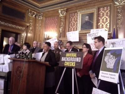 Bill Requiring Background Check On Gun Buyers Won't Pass