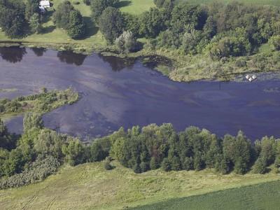 Campaign Cash: Enbridge Energy Looks to Reroute Pipeline