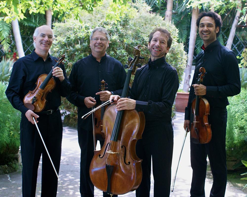 Classical: Fine Arts Quartet's Farewell Concerts