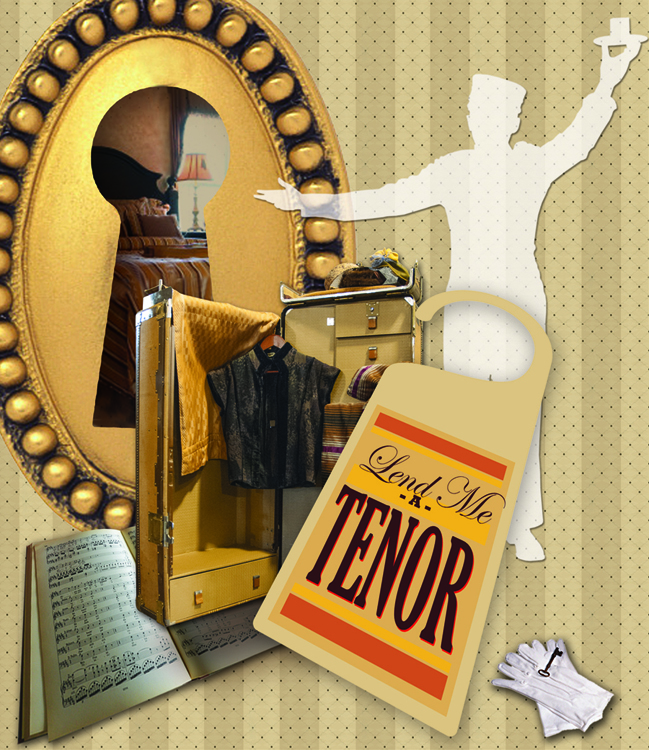 Milwaukee Chamber Theatre presents Ken Ludwig's LEND ME A TENOR