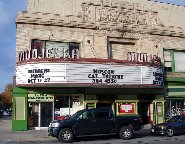 Historic Modjeska Theatre Moves Closer to Opening