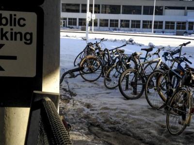 Bike Czar: The Growth in Air Travelers Arriving by Bike