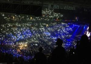 Stadium Lights?
