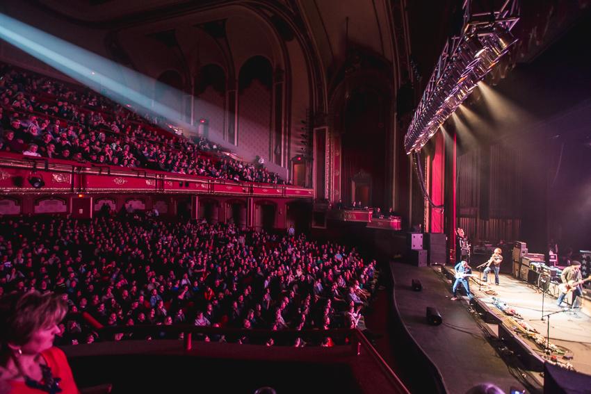 Experience Hendrix 2014 Tour. Photo by Sara Bill.