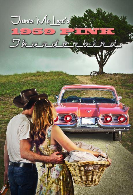 1959 Pink Thunderbird.