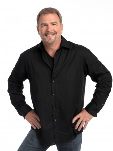 Bill Engvall. Photo courtesy of Potawatomi Bingo Casino.
