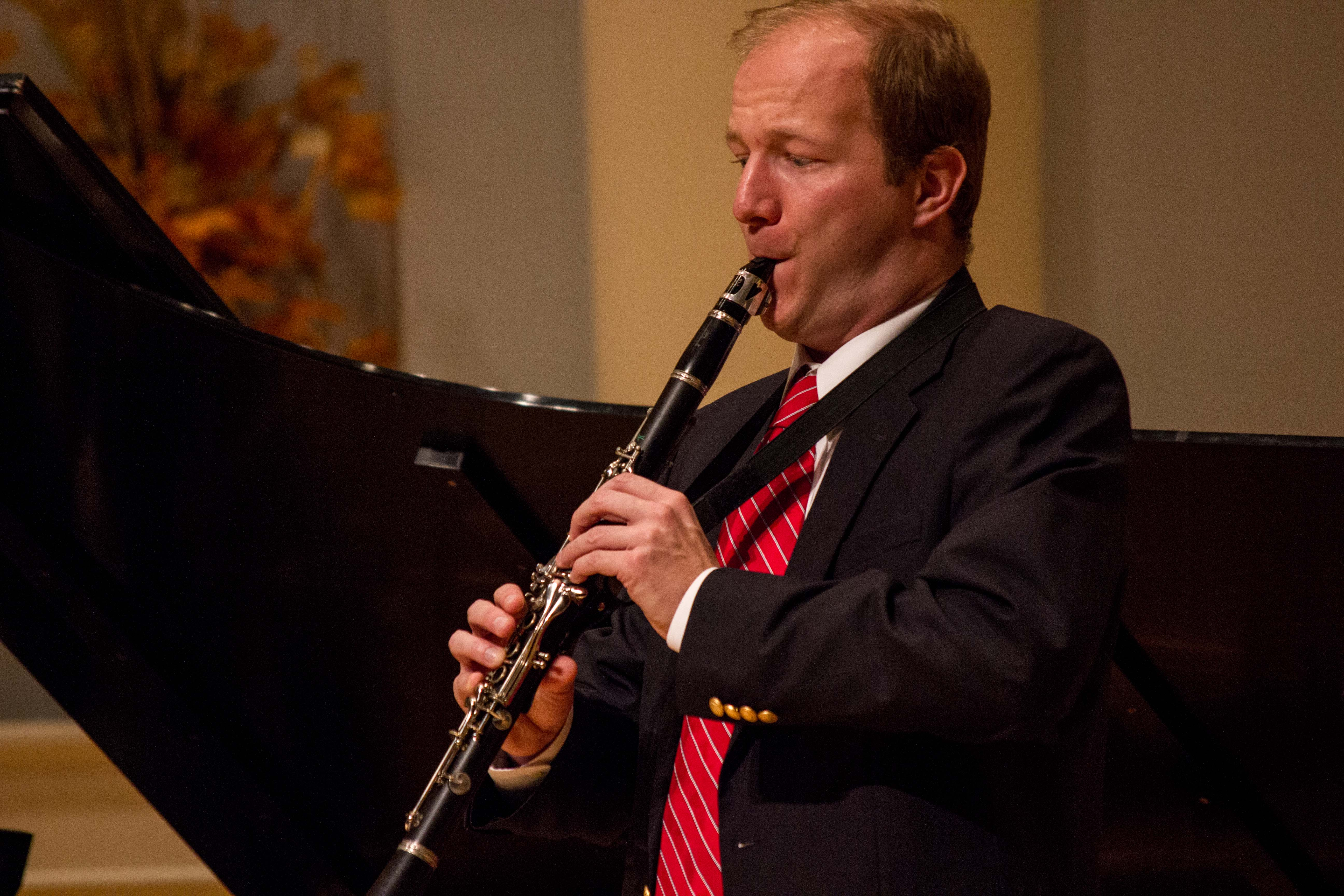 Clarinet virtuoso returns to Wisconsin for exclusive performance