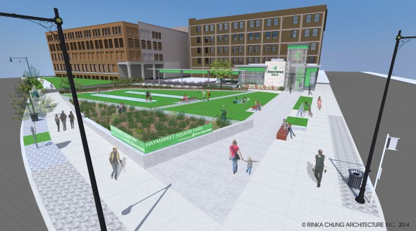 Haymarket Square Park
