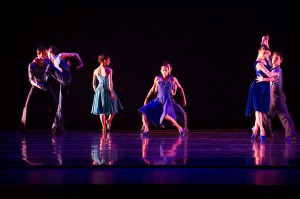 Milwaukee Ballet Company - Spring Series 2014. Photo Mark Frohna