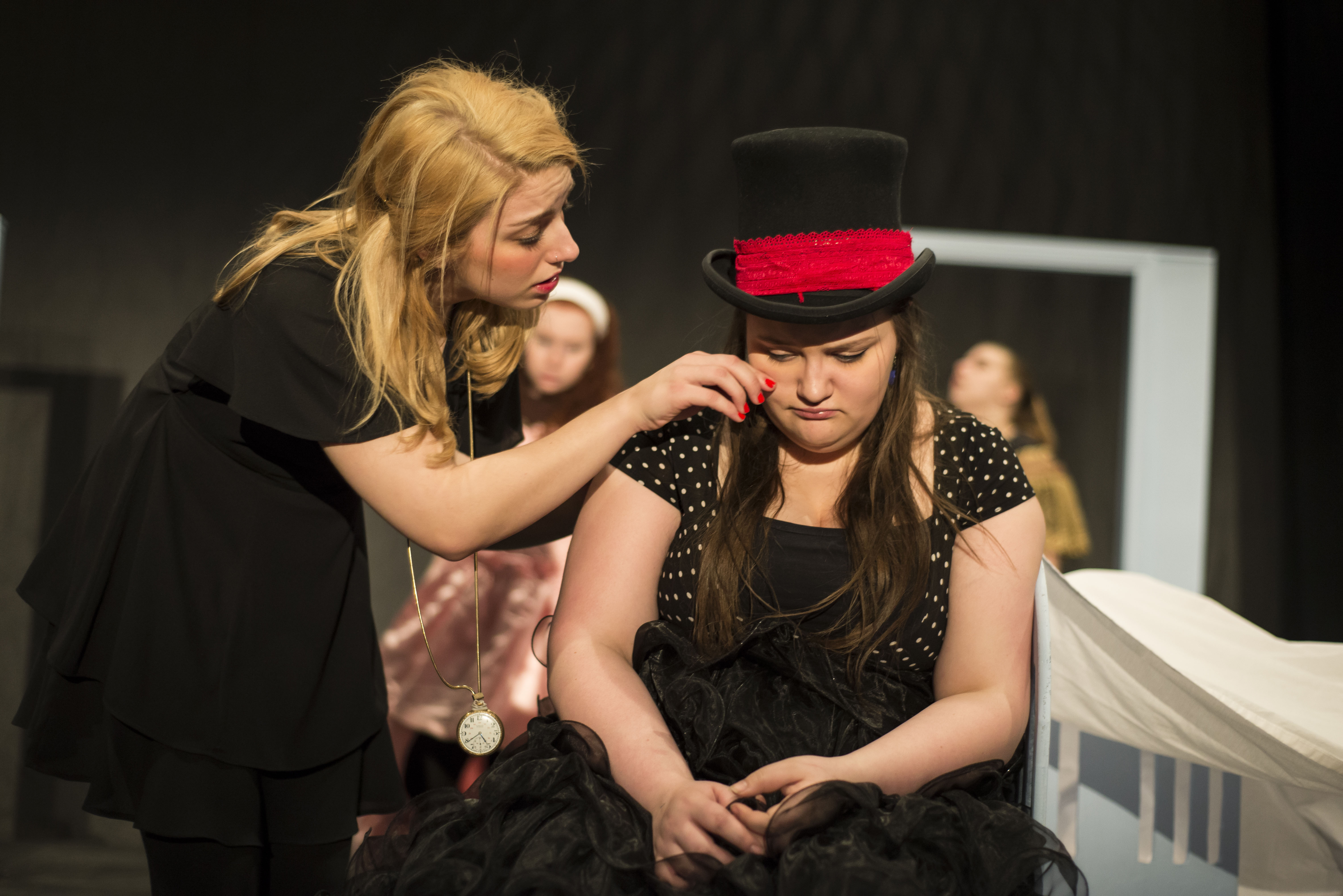 "Student playwright presents ""Minchin's"""