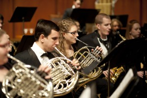 Wind Symphony French horns