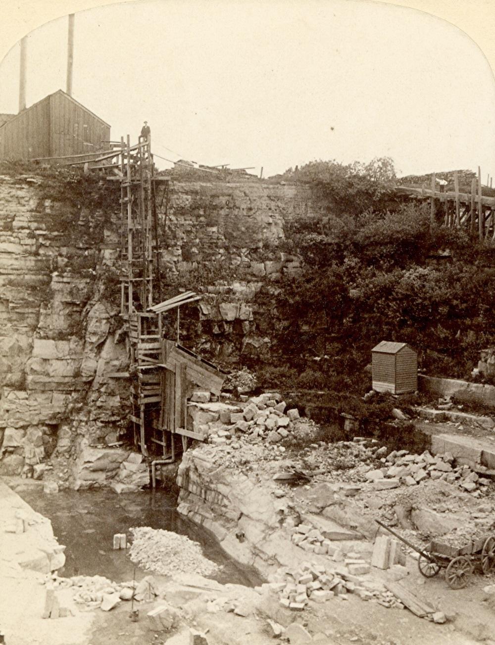 Menomonee Valley, c. early 1880s.