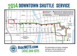 2014 Shuttle Route
