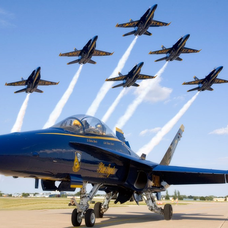 WaterStone Bank to Bring Milwaukee Air & Water Show Back July 15-16, 2017