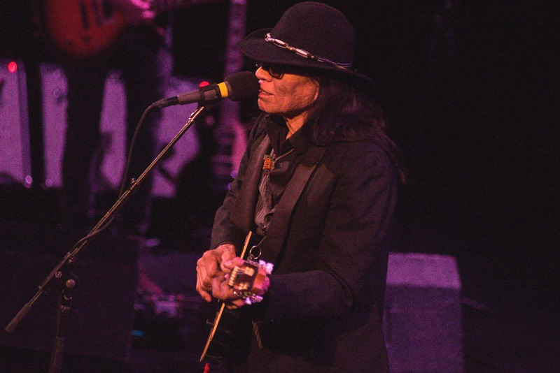 Sixto Rodriguez. Photo by Melissa Miller.