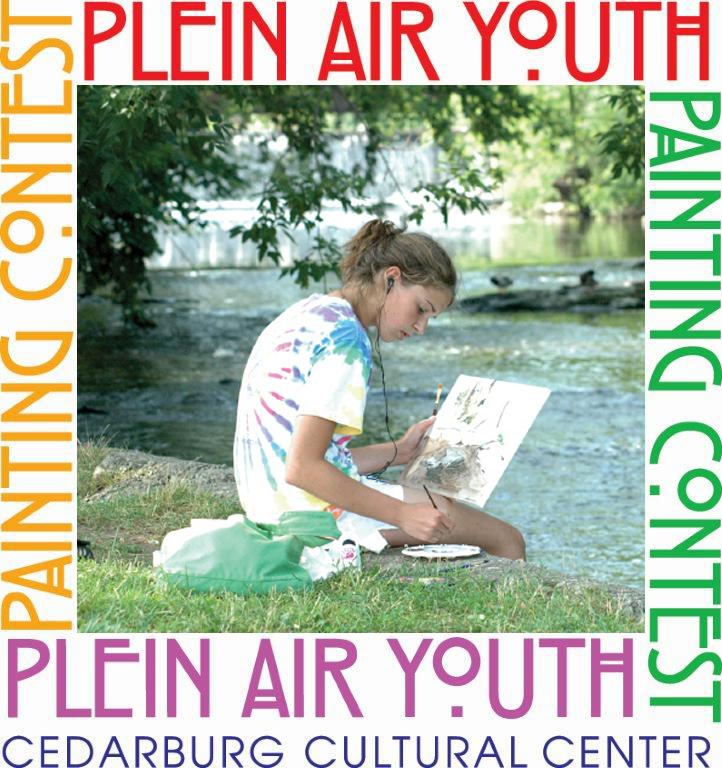 11th Youth Plein Air Art Contest at the Cedarburg Cultural Center