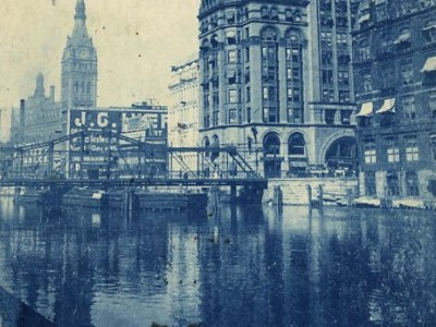 Yesterday's Milwaukee: Postcard of Milwaukee, 1900