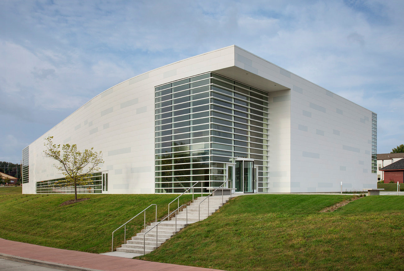 Museum of Wisconsin Art Building Receives Two Awards in Two Weeks