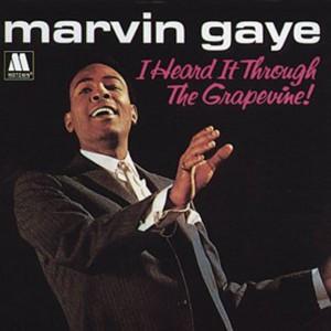 Marvin Gaye - I Heard It Through The Grapevine