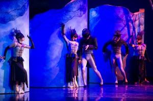 Milwaukee Ballet Company. Photo Mark Frohna