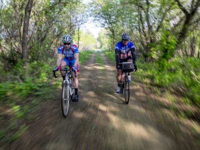 Biking: State's Recreational Future Being Planned