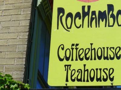 City Business: Rochambo Coffee & Tea House