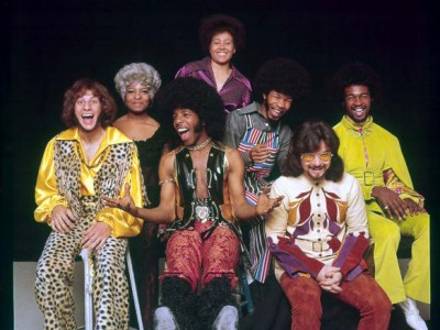 Sieger on Songs: Sly Stone vs. the Neo-Nazis