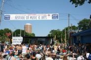 Locust Street Festival - 2013. Photo by Jeramey Jannene.