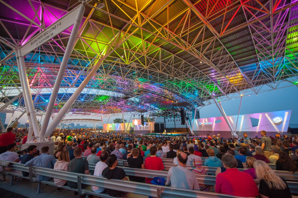 Summerfest Announces BMO Harris Pavilion Headliners and Performance Dates