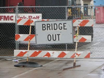 Bridge Repair Threatens Bakery's Business