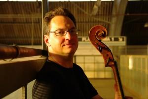 Cellist Alexander Hulshoff