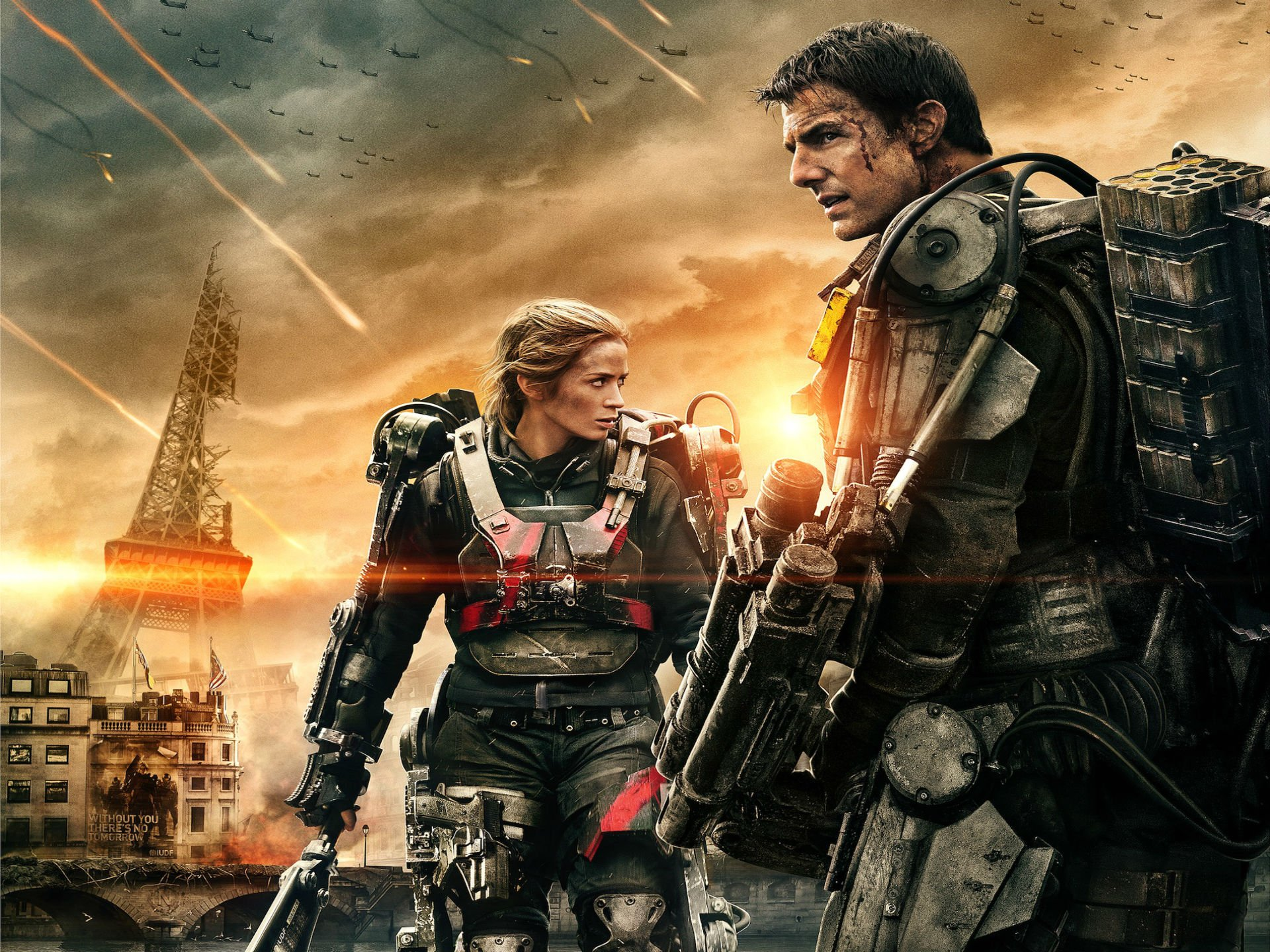 edge of tomorrow cda