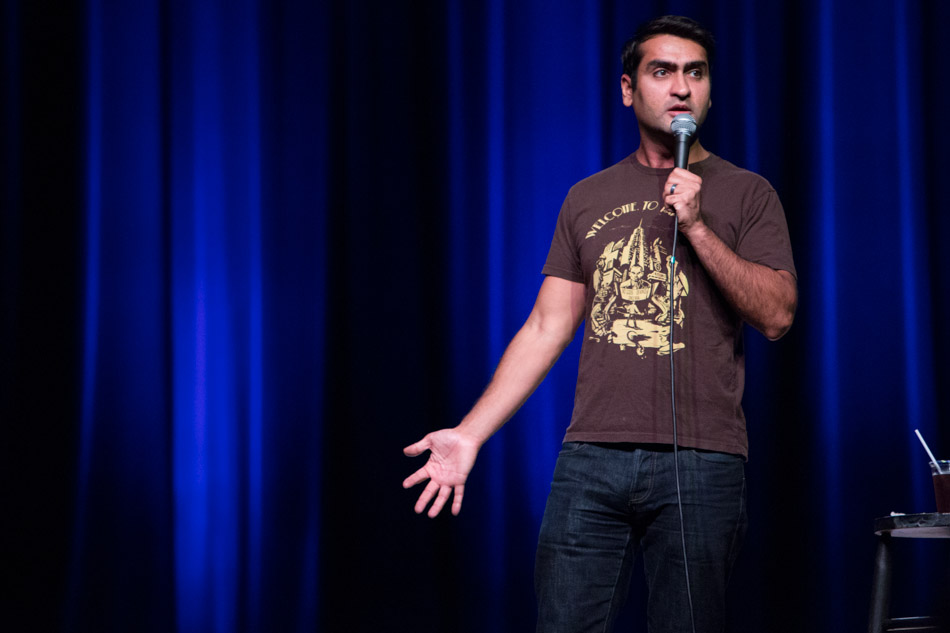 Kumail Nanjiani. Photo by Erik Ljung.