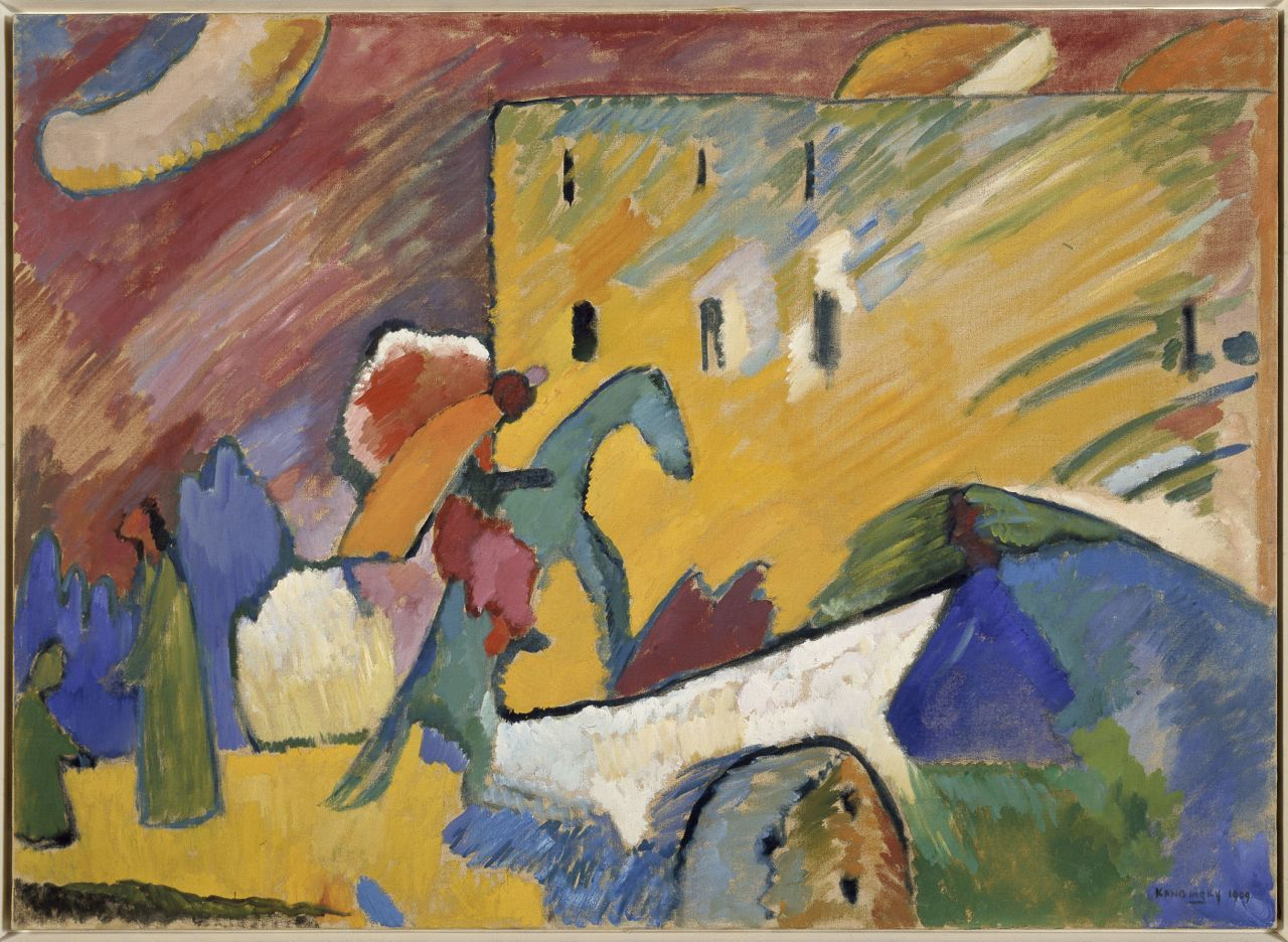 Art De L Ame Toulouse visual art: the life and art of wassily kandinsky » urban