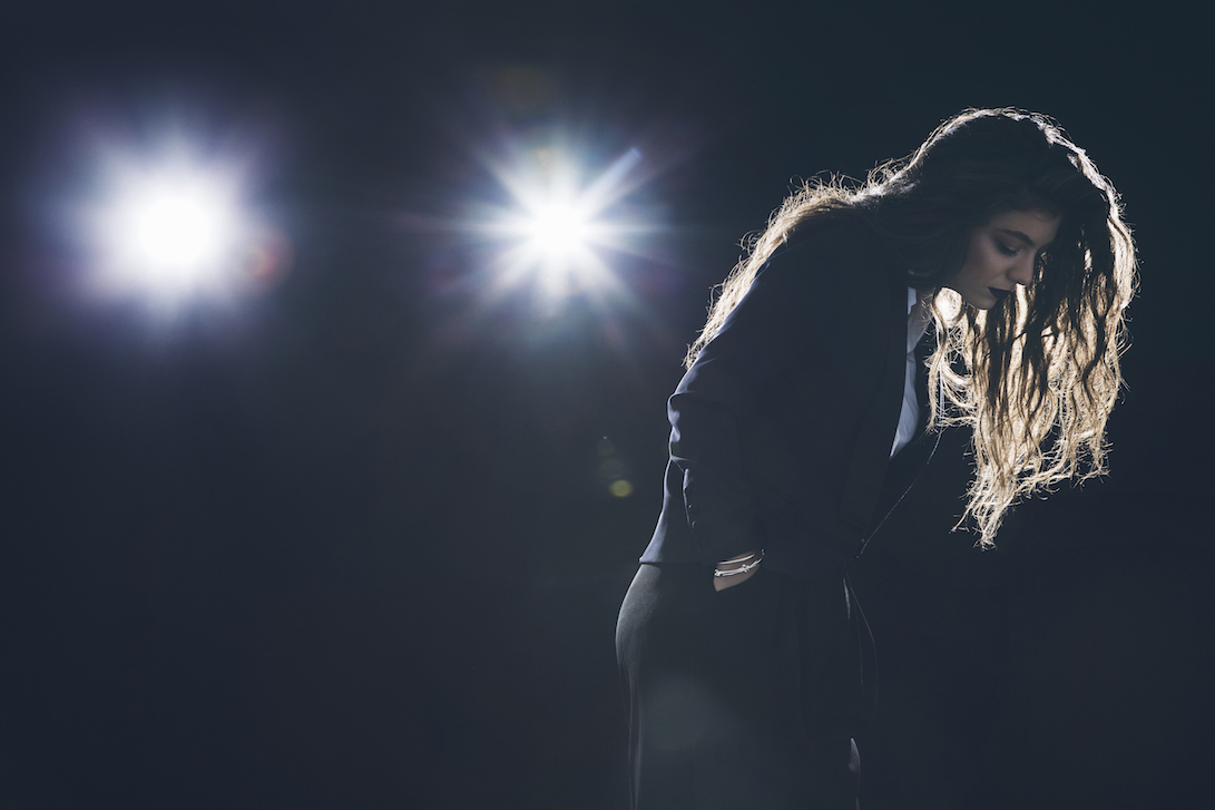Lorde. Photo courtesy of the Pabst.