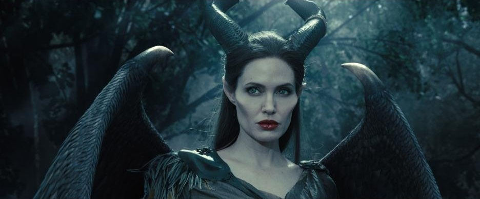Angelina Jolie in Maleficent . © 2013 - Disney Enterprises, Inc. All Rights Reserved.