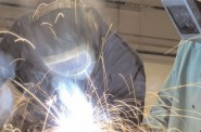 Welding. Photo from MATC.