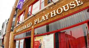 Boulevard Theatre.