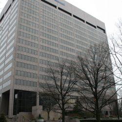 Northwestern Mutual's East Building. Photo taken December 6th, 2012 by Jeramey Jannene.