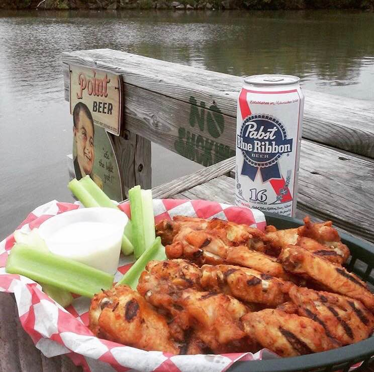 Barnacle Bud's Chicken Wings. Photo courtesy of Barnacle Bud's.