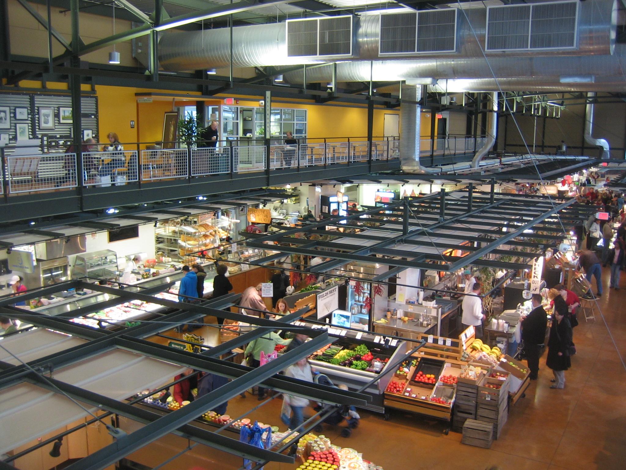Milwaukee Public Market. Photo by Jeramey Jannene.