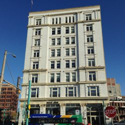 Meyer Building, 342 N. Water St. Photo by Mariiana Tzotcheva.