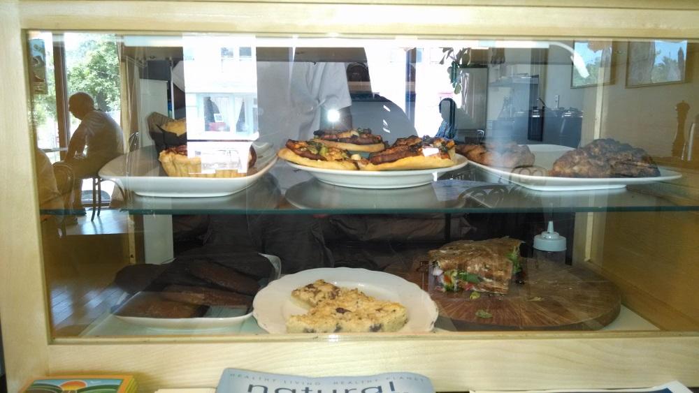 Inside Amaranth Bakery. Photo by Mrinal Gokhale.