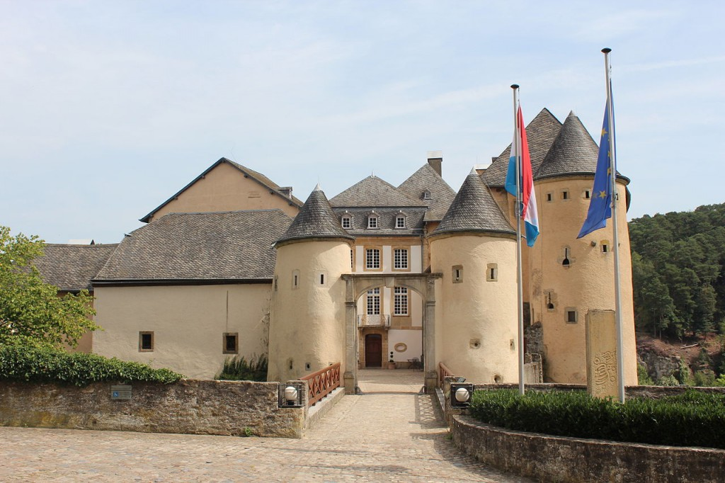 Bourglinster Castle. Photo courtesy of MOWA.