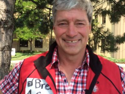 Brett Hulsey's Crazy Campaign for Governor