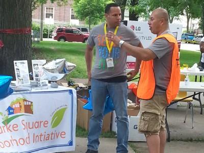 Neighbors Unite to Improve Clarke Square