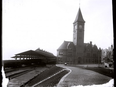 Chicago & North Western Railway Lakefront Depot